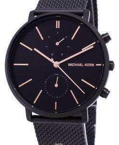 ミハエル Kors エミリア クロノグラフ クォーツ MK8504 メンズ腕時計