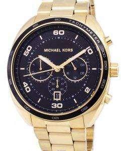 ミハエル Kors デーン クロノグラフ タキメーター石英 MK8614 メンズ腕時計
