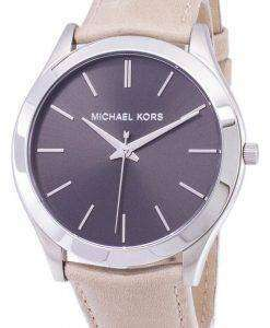 ミハエル Kors スリムな滑走路石英 MK8619 メンズ腕時計