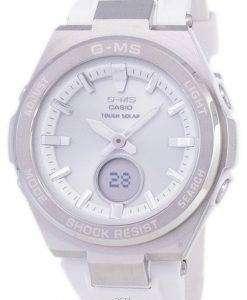 カシオ G-MS タフな太陽耐衝撃性アナログ デジタル MSG S200 7A MSGS200 7A レディース腕時計