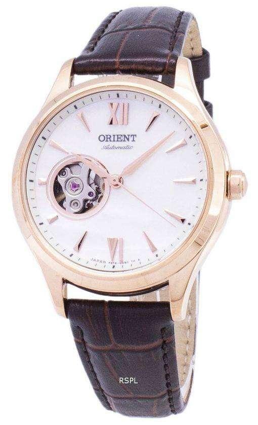 オリエント アナログ自動オープン ハート日本製 RA AG0022A00C メンズ腕時計