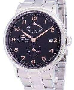 オリエント スター パワー リザーブ自動日本製日時 AW0001B00B メンズ腕時計