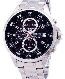 セイコー クロノグラフ クォーツ SKS627 SKS627P1 SKS627P メンズ腕時計
