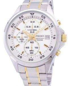 セイコー クロノグラフ クォーツ SKS629 SKS629P1 SKS629P メンズ腕時計