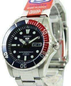 セイコー 5 スポーツ ダイバーの自動 SNZF15J SNZF15 メンズ腕時計