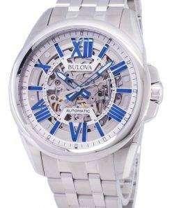 ブローバ クラシック 96A187 自動メンズ腕時計腕時計