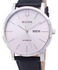ブローバ クラシック 96 C 130 自動メンズ腕時計腕時計