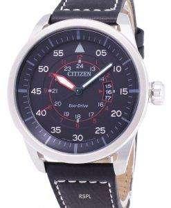 シチズンエコ ドライブ Avion AW1361 01E アナログ メンズ腕時計