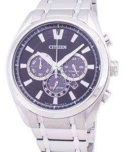 市民エコドライブ CA4010 58E クロノグラフ チタン メンズ腕時計