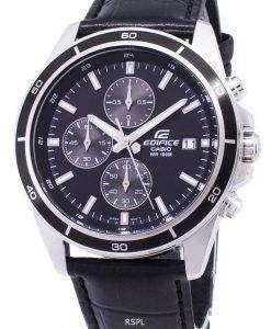 カシオエディフィス EFR 526 L 1AV クロノグラフ クォーツ メンズ腕時計