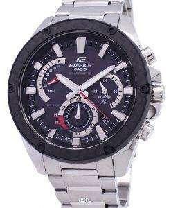 カシオエディフィス EQ 910 D 1AV ソーラー クロノグラフ メンズ腕時計