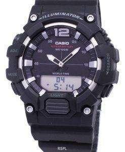 カシオ青年 HDC-700-1AV 照明アナログ デジタル クオーツ メンズ腕時計