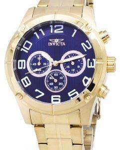 インビクタ特殊 15371 クロノグラフ クォーツ メンズ腕時計