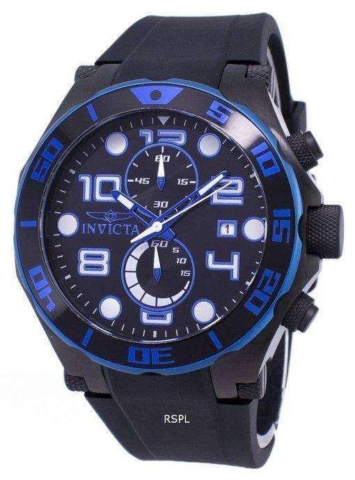 インビクタ Pro 17816 ダイバー クロノグラフ クォーツ メンズ腕時計