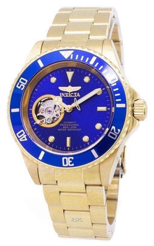 インビクタ Pro ダイバー 20437 プロフェッショナル自動 200 M メンズ腕時計