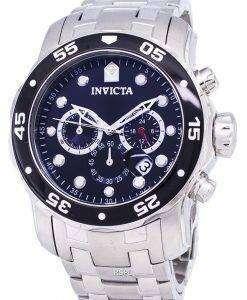 インビクタ Pro 21920 ダイバー クロノグラフ クォーツ 200 M メンズ腕時計