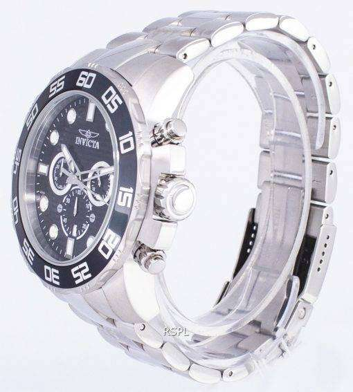 インビクタ Pro 22226 ダイバー クロノグラフ クォーツ メンズ腕時計