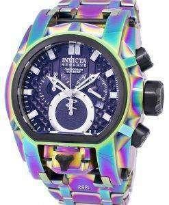 インビクタ リザーブ コレクション 25212 クロノグラフ クォーツ 200 M メンズ腕時計