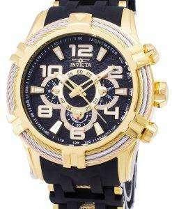 インビクタ ボルト 25555 クロノグラフ タキメーター クォーツ メンズ腕時計