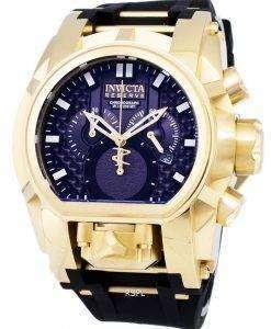 インビクタ リザーブ コレクション 25607 クロノグラフ クォーツ 200 M メンズ腕時計