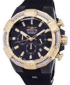 インビクタ ボルト 25687 クロノグラフ クォーツ メンズ腕時計