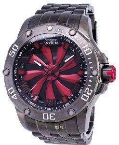 インビクタ スピードウェイ 25849 自動メンズ腕時計腕時計