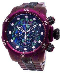 インビクタ リザーブ コレクション 25917 クロノグラフ クオーツ 1000 M メンズ腕時計
