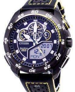市民プロマスター エコ ・ ドライブ JW0125 00 e クロノグラフ 200 M メンズ腕時計