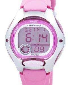 カシオ デジタル スポーツ照明 LW 200 4BVDF レディース腕時計