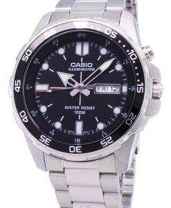 カシオ照明 MTD 1079 D 1AV クォーツ メンズ腕時計