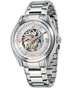 マセラティ Sorpasso R8823124001 自動メンズ腕時計腕時計