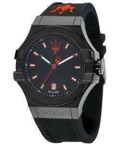 マセラティ ポテンザ R8851108020 クォーツ メンズ腕時計