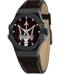 マセラティ ポテンザ R8851108026 クォーツ メンズ腕時計