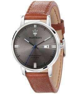 マセラティ Eleganza R8851130002 クォーツ メンズ腕時計