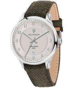 マセラティ紳士 R8851136002 クォーツ メンズ腕時計