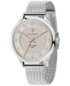マセラティ紳士 R8853136001 クォーツ メンズ腕時計