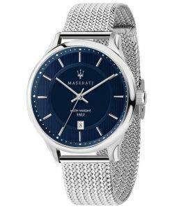 マセラティ紳士 R8853136002 クォーツ メンズ腕時計
