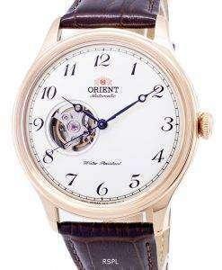 オリエント特使バージョン 2 RA AG0012S10A オープン ハート自動メンズ腕時計腕時計