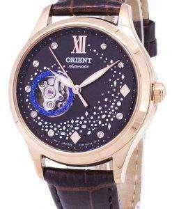 オリエント自動 RA AG0017Y10B ダイアモンド アクセント女性の時計