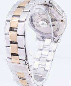 オリエント時計自動 RA AG0020S10B オープン ハート アナログ女子
