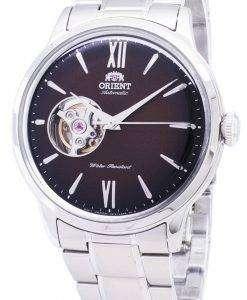 オリエント バンビーノ RA AG0027Y10B オープン ハート自動メンズ腕時計腕時計