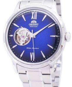 オリエント バンビーノ RA AG0028L10B オープン ハート自動メンズ腕時計腕時計