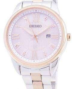 セイコー Lukia SUT362 SUT362J1 SUT362J アナログ女性の腕時計