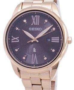 セイコー Lukia SUT366 SUT366J1 SUT366J1 ソーラー レディース腕時計