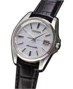 市民石英 AQ4020 03A チタン日本製メンズ腕時計