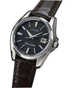 市民エコドライブ AQ4020 03E チタン日本製メンズ腕時計