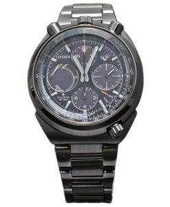 市民プロマスター エコ ・ ドライブ AV0077 82E クロノグラフ 200 M メンズ腕時計