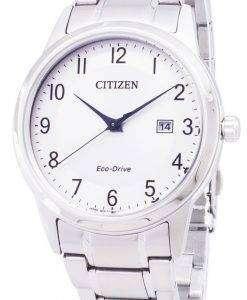 市民エコ ・ ドライブ AW1231-58B アナログ メンズ腕時計