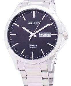 市民 BF2001 80E 石英アナログ メンズ腕時計