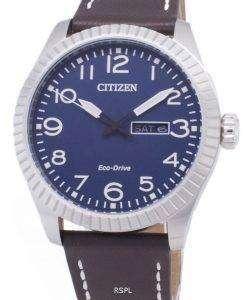 市民都市エコ ・ ドライブ BM8530-11 L クオーツ メンズ腕時計